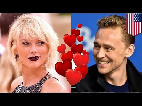 Taylor Swift snapped canoodling with Tom Hiddleston in Rhode Island - TomoNews