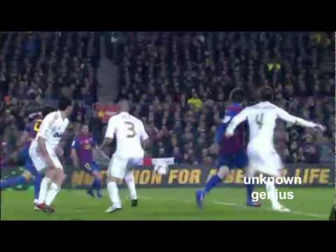 Cristiano Ronaldo reaction to Messi assist