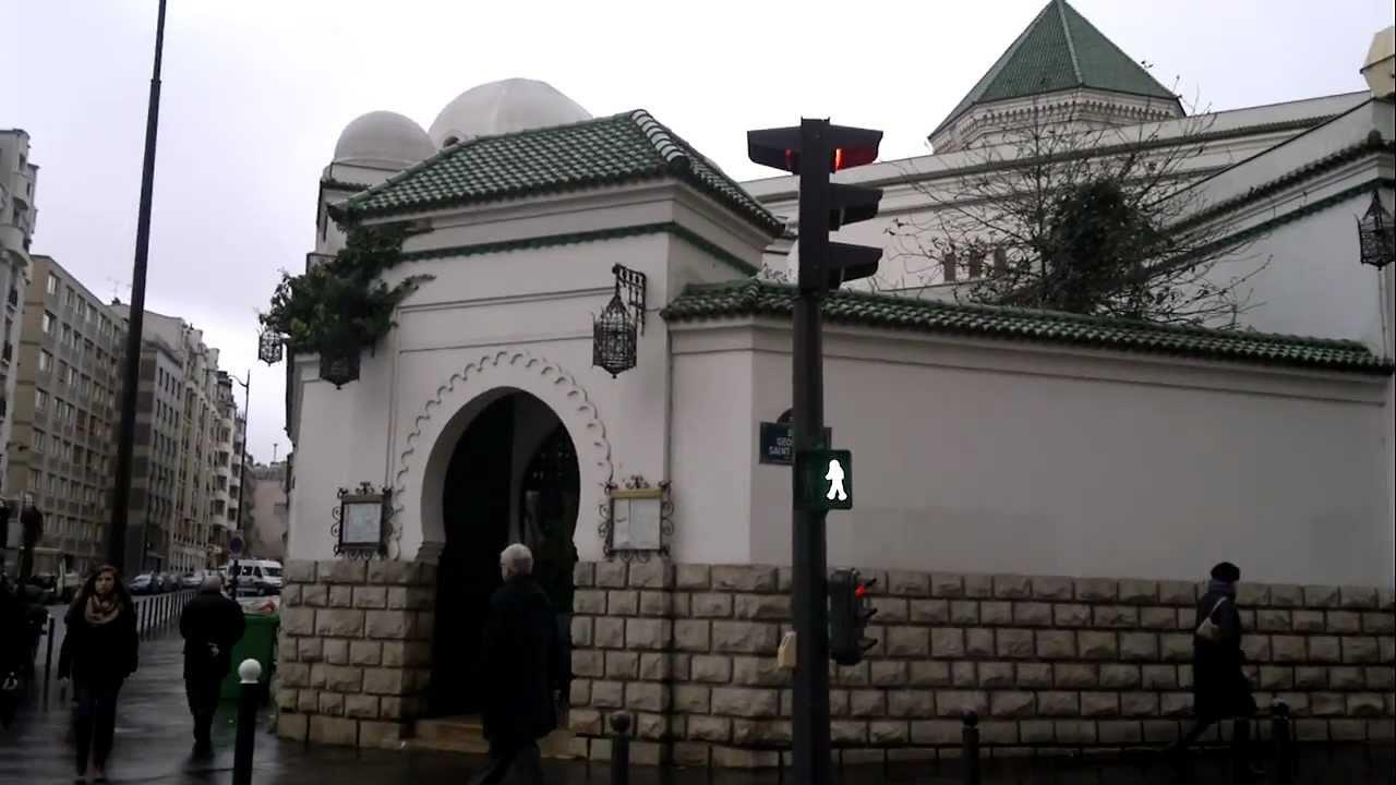 Salon de the de la mosquee de paris youtube - Mosquee de paris salon de the horaires ...