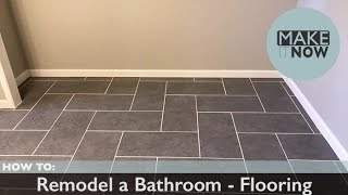 (7.27 MB) How To: Remodel A Bathroom - Flooring Mp3