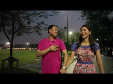 N'Nan+ P'Nurn MV presentation @ Sanamluang and The Emerald Buddha