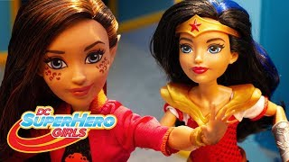 Battle Against The Bully! | What Would DC Super Hero Girls Do?