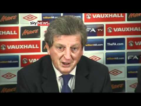 New England Manager Roy Hodgson: It Is A Very Proud Day For Me