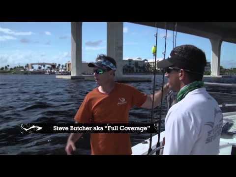 Reel Time Florida Sportsman 2014 - Mullet Run in Stuart