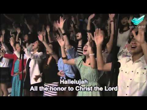 Hallelujah - City Harvest Church video