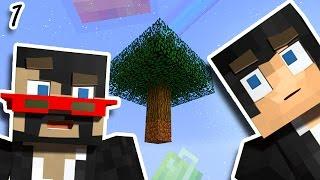 Minecraft: Sky Factory Ep. 1 w/ X33N - TWERKIN FOR TREES