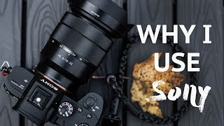 5 Reasons to buy the Sony A7iii or other Sony camera!