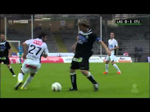 LASK - Sturm Graz 0:2 (0:1) Linzer Stadion, 8.600 Zuschauer, SR Hameter Torfolge: 0:1 Muratovic (11.) 0:2 Kienast (77.) LASK: Mandl - Bubenik, Winkler, Aufhauser, Schreiner - Atan (45./Kaufmann)...