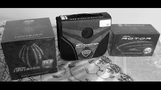 DYE Paintball Unboxing 2015