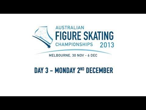 Day 3 - Australian Figure Skating Championships