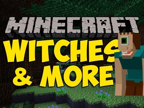Minecraft Mod | Episode 727 | WITCHES & MORE | iPodmail | 1.4.2
