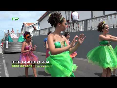 Festa da Agualva 2014 - Bodo de Leite - 16 de Agosto