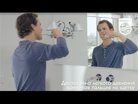 Звуковая зубная щетка Philips Sonicare CleanCare+ HX3212, HX3292
