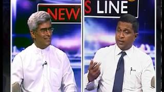 NEWSLINE TV1 Will RW leave the UNP? Maithri & Bandula