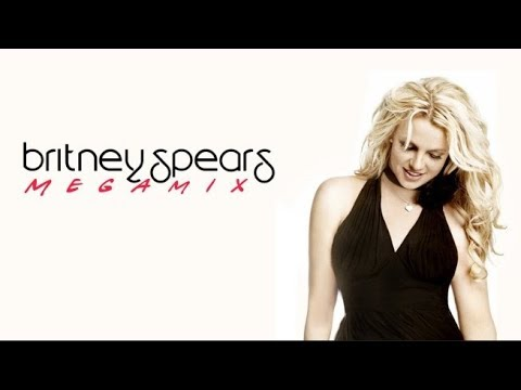 Britney Spears - Megamix 2012 Music Videos