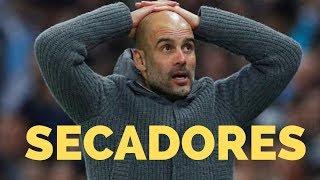 Por que as derrotas de Guardiola deixam alguns caras excitados?