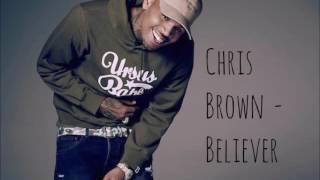 Watch Chris Brown Believer video