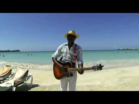 Donovan Dalrymple covers A Little Cottage in Negril by Duane Stephenson.