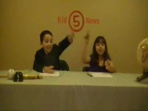 Kid News- Reporting News Kids Care About