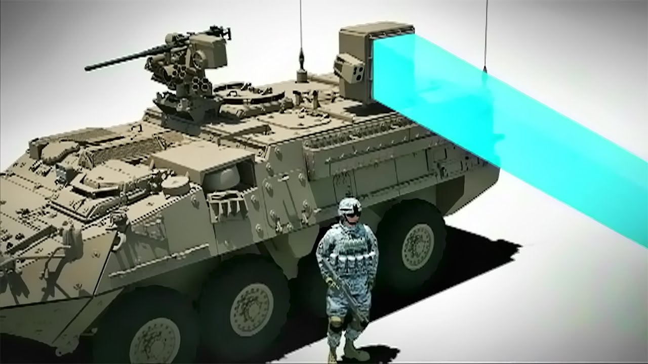 U.s Military Ads Military Ray Gun   ADS