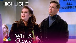 Will & Grace - Karen Misses Mason's Swim Meet (Highlight)