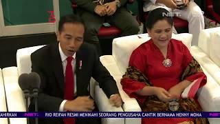 Viral Jokowi Joget Saat Via Valen Menyanyikan Sebuah Lagu