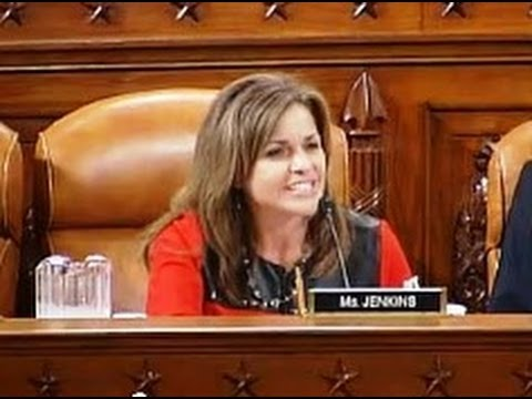 Congresswoman Jenkins Questions Treasury Secretary Jack Lew on the President's FY2014 Budget