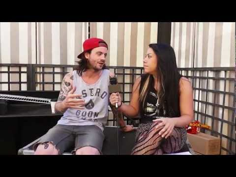 Cancer Bats ~ interview with Liam ~ on ROCK HARD LIVE