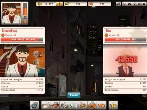 Goodgame Gangster Briga de Gangue nível 76 NY