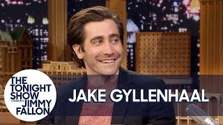 Jake Gyllenhaal Wants to Be on the Cover of MAD Magazine
