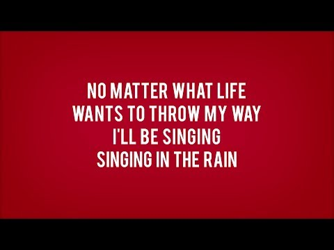 Simple Plan - Singing In The Rain ft. R. City (Lyrics)