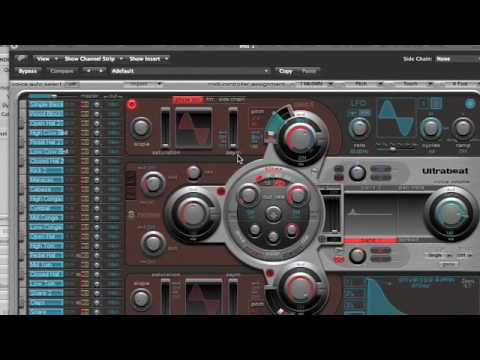 Tip #7 - Ultrabeat - 1 of 2 - Logic Studio Tips