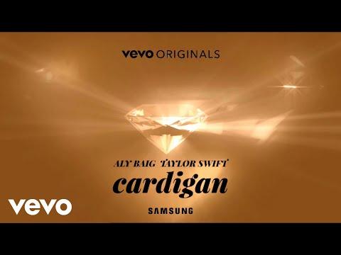 Aly Baig - cardigan (Official Performance) | Vevo Originals | SAMSUNG