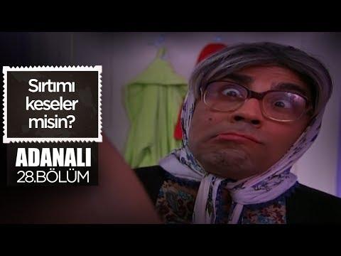 Fiko, Pınar'ı Çıplak Görüyor - Adanalı 28.Bölüm