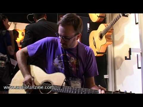 Yamaha AC3M Video Demo [NAMM 2011]