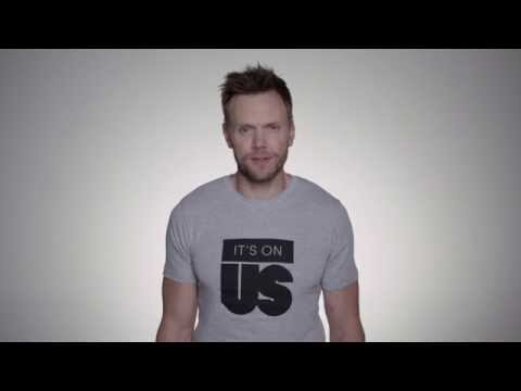 It's On Us: Joel McHale