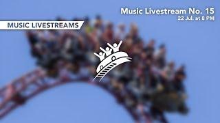 Music Livestream #15 - Theme Park Music