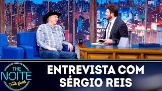 Entrevista com Sérgio Reis | The Noite (10/04/19)