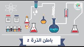 قلب الذرة - نموذج رازرفورد | ذرات لها تاريخ | علوم طبيعية