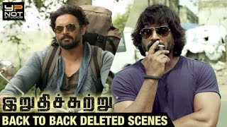 Irudhi Suttru - Back-to-Back Deleted Scenes