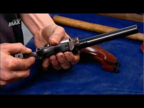 Así se hace - Replicas de pistolas del oeste