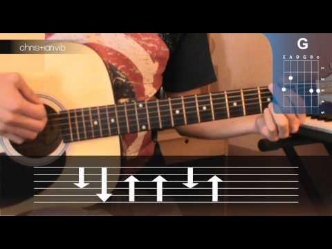 Como tocar Rayando el Sol en Guitarra (HD) Tutorial