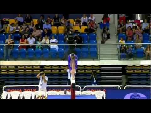 Women's Beam Final - 2013 Doha World Cup
