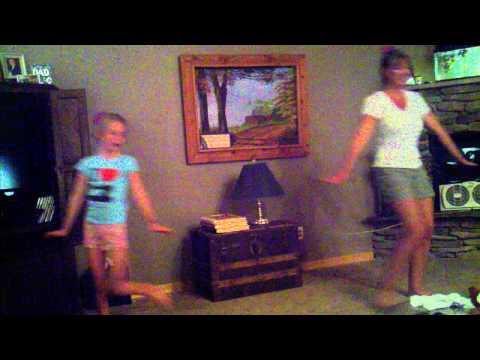 Kimand ball and ella mearns big big bang dance