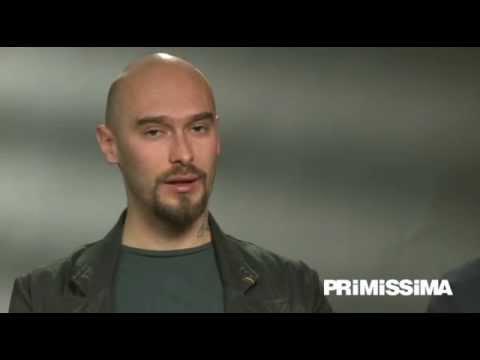 Intervista a Nicolai Lilin autore di Educazione siberiana con Fedaravicius e Tumalavicius