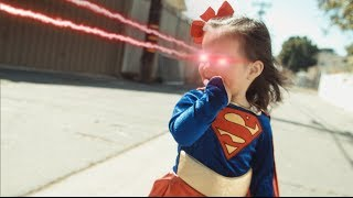 Superbaby Saves the Day!  - Baby of Steel - Supergirl