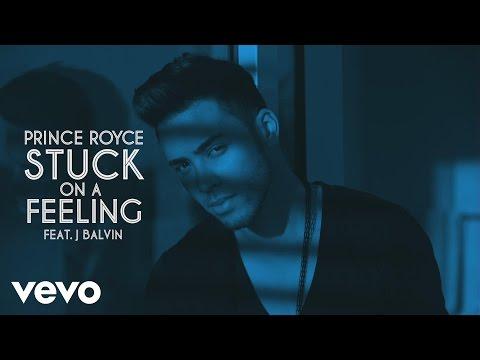 Prince Royce Stuck On a Feeling Spanish Version Audio ft. J Balvin