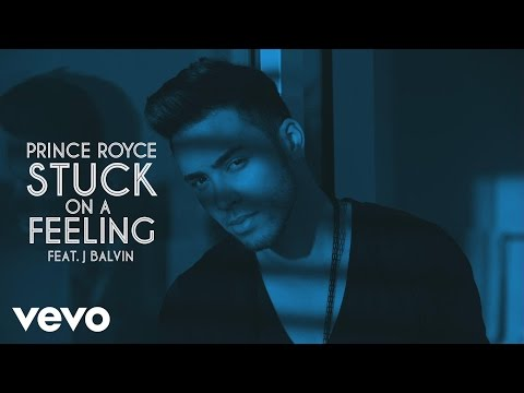 Prince Royce - Stuck On a Feeling (Spanish Version) (Audio) ft. J Balvin