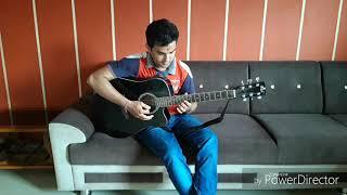 Is DardEDil ki Sifarish  Baarish yaariyan  Guitar