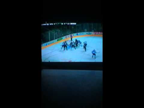 Winnipeg Jets vs San Jose Sharks 10/11/2014 win hockey game